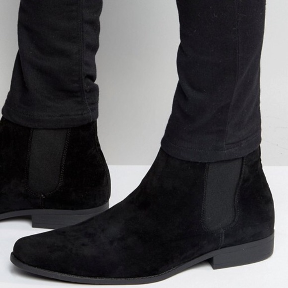 Learned Brand New Asos Mens Chelsea Boots Boots